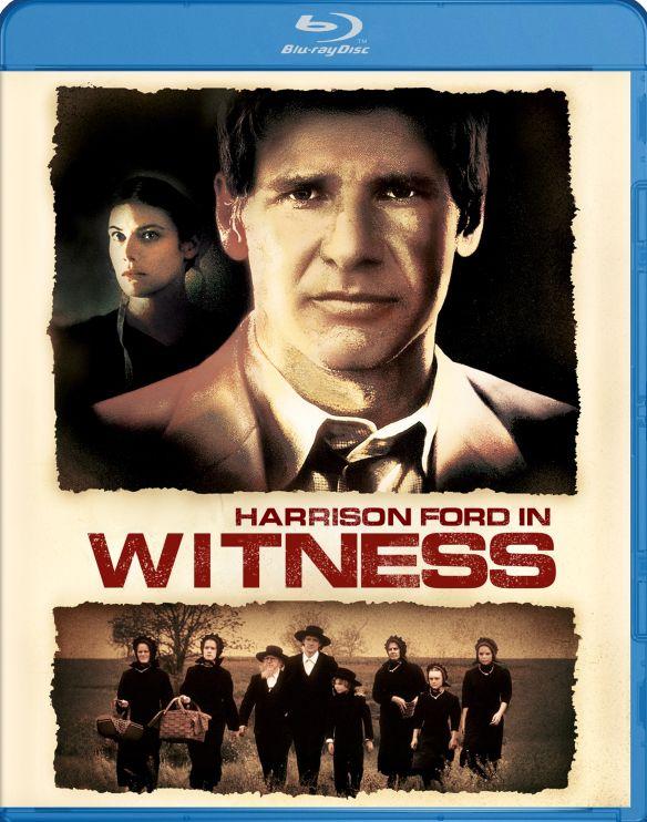 Witness [Blu-ray] [1985] 33155682