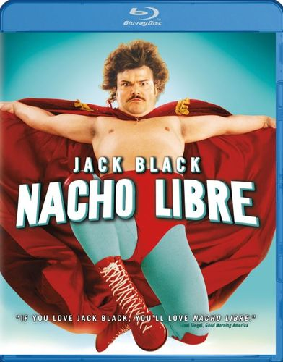 Nacho Libre [Blu-ray] [2006] 33155964