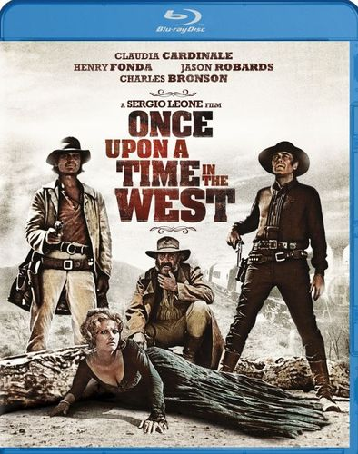 Once Upon a Time in the West [Blu-ray] [1968] 33156026