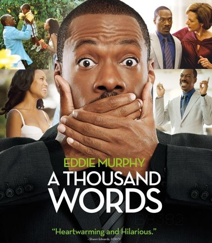 A Thousand Words [Blu-ray] [2012] 33156168