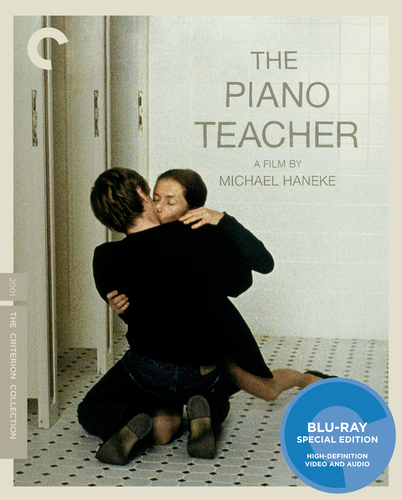 The Piano Teacher [Criterion Collection] [Blu-ray] [2001] 33156936