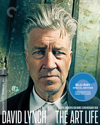 David Lynch: The Art Life [Criterion Collection] [Blu-ray] [2016] 33156954