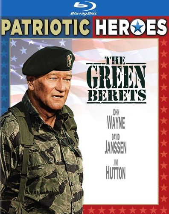 The Green Berets [Blu-ray] [1968] 33158376