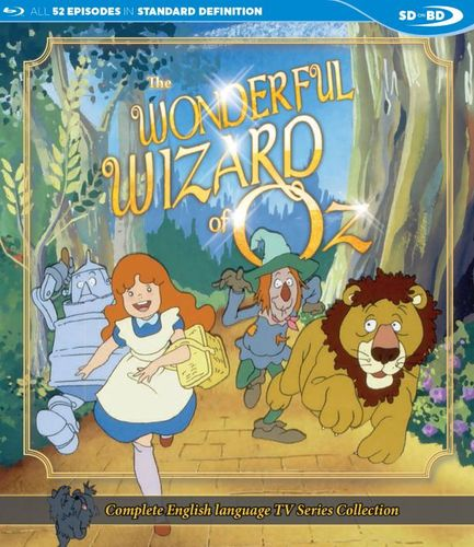 The Wonderful Wizard of Oz: The Complete Collection [Blu-ray] 33159101