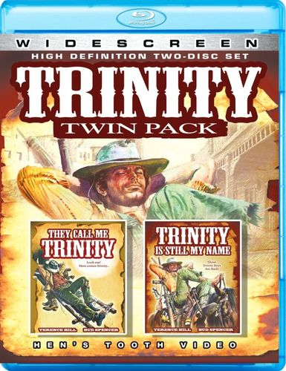 Trinity Twin Pack [Blu-ray] 33160279