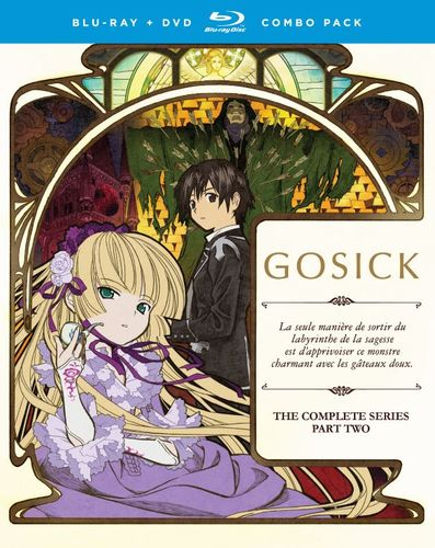Gosick: The Complete Series - Part Two [Blu-ray] [4 Discs] 33160392