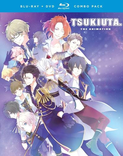 Tsukiuta. The Animation: The Complete Series [Blu-ray] [4 Discs] 33160425