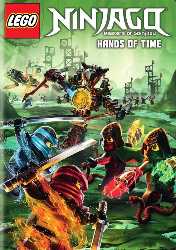 LEGO Ninjago: Masters of Spinjitzu - Season 7 [DVD] 33160532