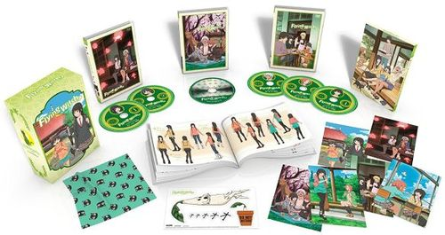 Flying Witch: Complete Collection [Limited Edition Box Set] [CD/Blu-ray/DVD] [Blu-ray/DVD] 33160605