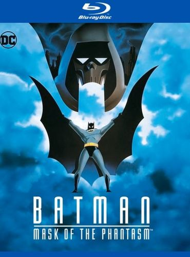 Batman: Mask of the Phantasm [Blu-ray] [1993] 33160769