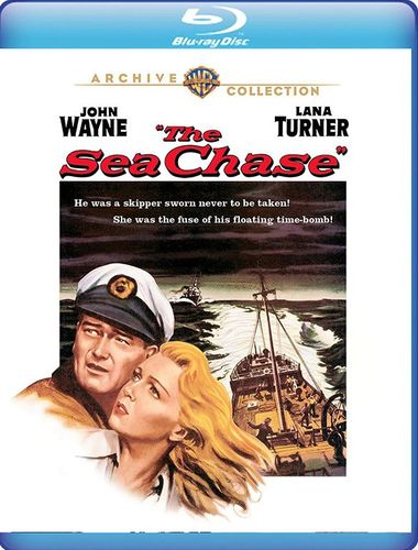 The Sea Chase [Blu-ray] [1955] 33160787