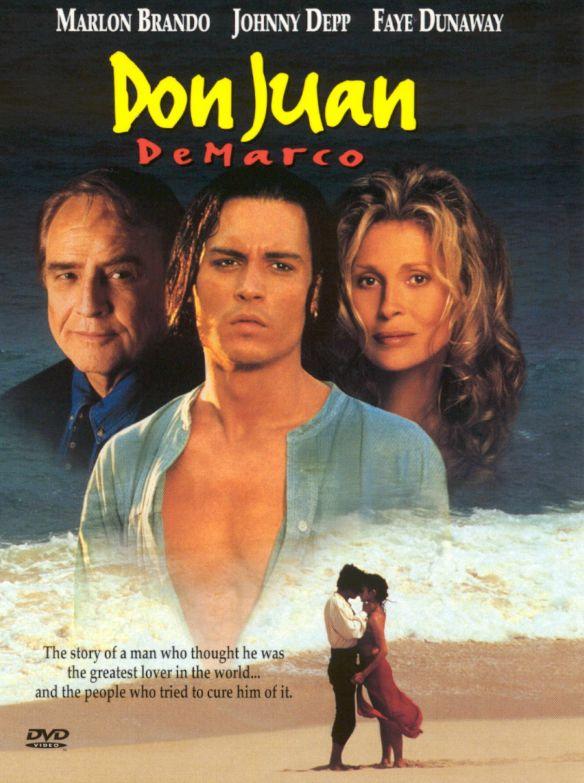 Don Juan DeMarco [DVD] [1995] 3319135
