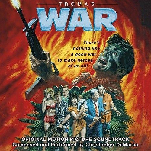 Troma's War [LP] - VINYL 33200594