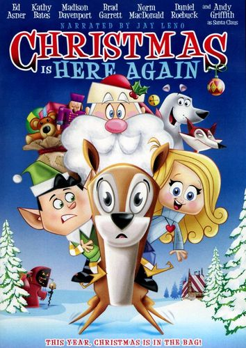 Christmas Is Here Again [DVD] [2007] 33227209