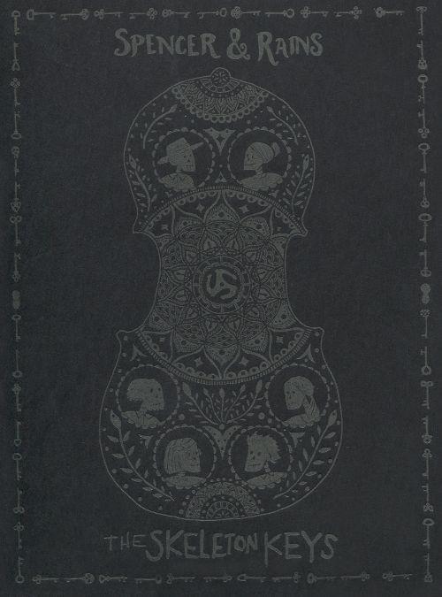 The Skeleton Keys [CD] 33233262