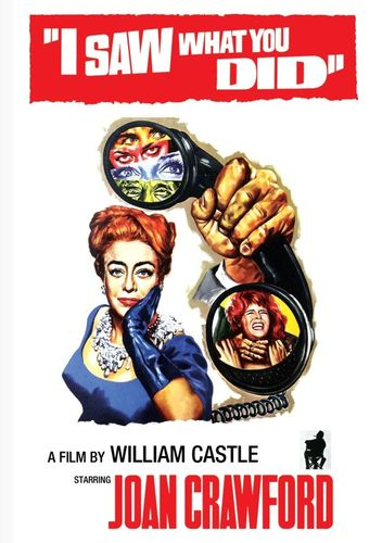I Saw What You Did [DVD] [1965] 33241031