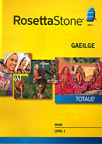 Rosetta Stone Version 4 TOTALe: Irish Level 1 Mac Windows 27817