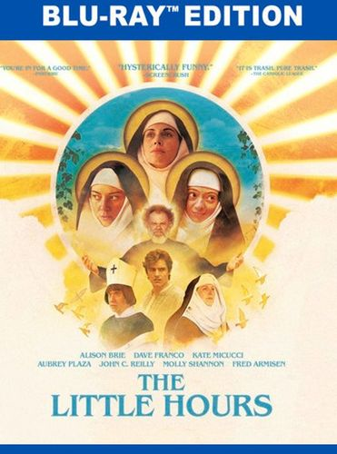The Little Hours [Blu-ray] [2017] 33249051