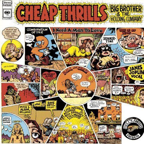Cheap Thrills [CD] 33255341