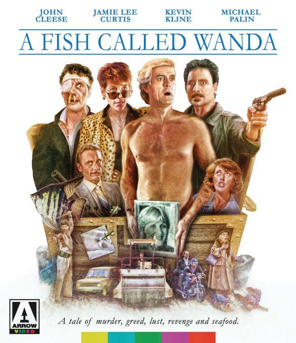 A Fish Called Wanda [Blu-ray] [1988] 33260391