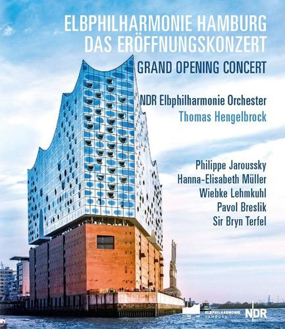 Elbphilharmonie Hamburg: Grand Opening Concert [Blu-ray] [2017] 33274946