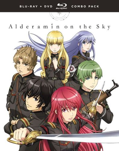 Alderamin on the Sky: The Complete Series [Blu-ray] 33281469