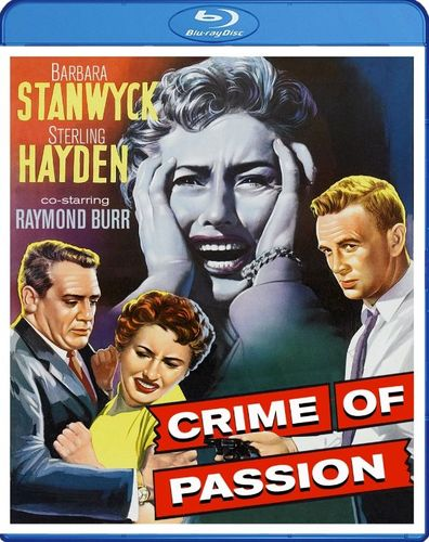 Crime of Passion [Blu-ray] [1957] 33283412