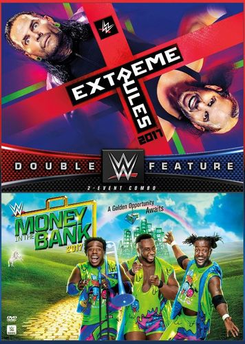 WWE: Extreme Rules 2017/WWE: Money in the Bank 2017 [DVD] 33290181