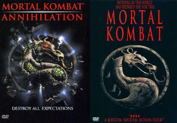 Mortal Kombat II: Annihilation [DVD] [1997] 3329552
