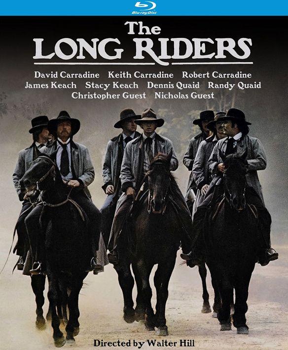 The Long Riders [Blu-ray] [2 Discs] [1980] 33299013