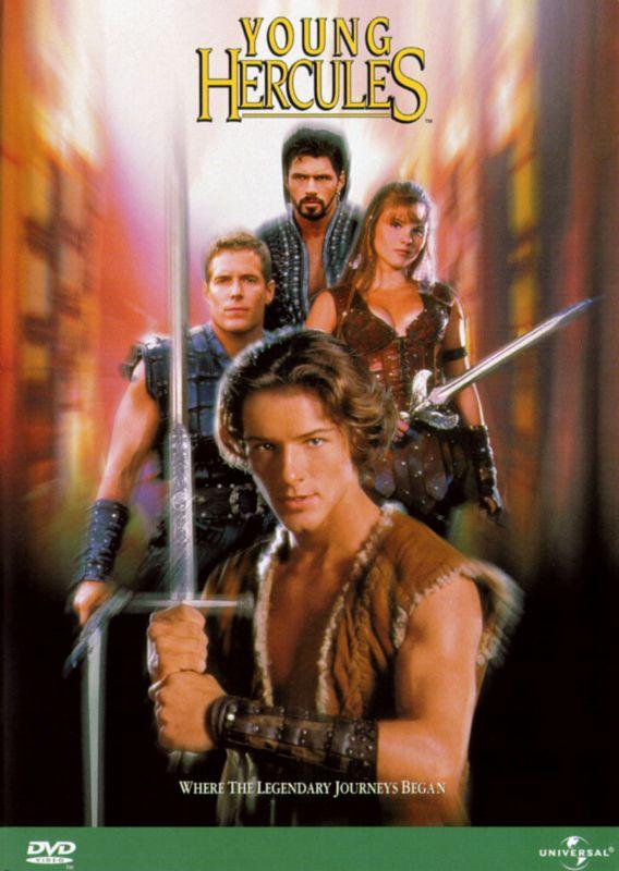 Young Hercules [DVD] [1998] 3329981