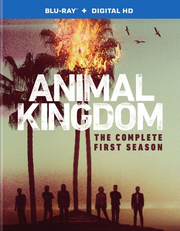 Animal Kingdom: The Complete First Season [Blu-ray] 33326176