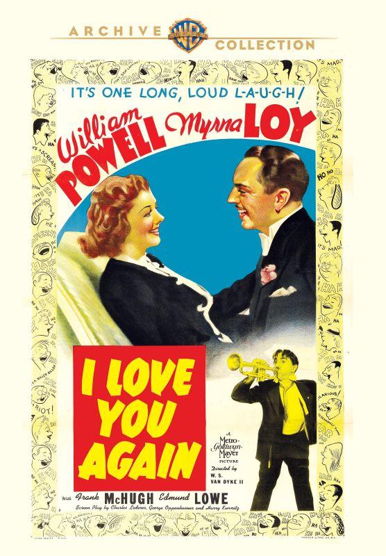 I Love You Again [DVD] [1940] 33329443