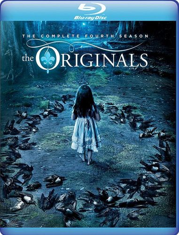 The Originals: The Complete Fourth Season [Blu-ray] 33329514