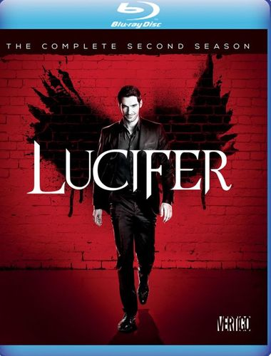 Lucifer: The Complete Second Season [Blu-ray] 33329569