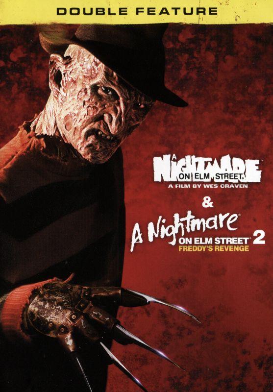 A Nightmare on Elm Street/A Nightmare on Elm Street 2 [DVD] 33330246