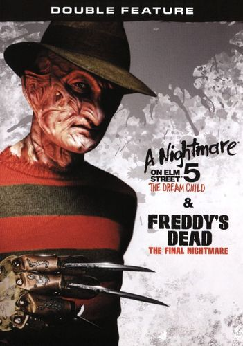A Nightmare on Elm Street 5/Freddy's Dead: The Final Nightmare [DVD] 33336441