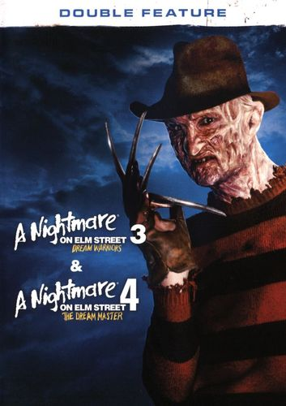 A Nightmare on Elm Street 3/A Nightmare on Elm Street 4 [DVD] 33336469