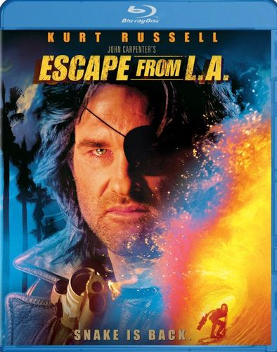 Escape from L.A. [Blu-ray] [1996] 33348789