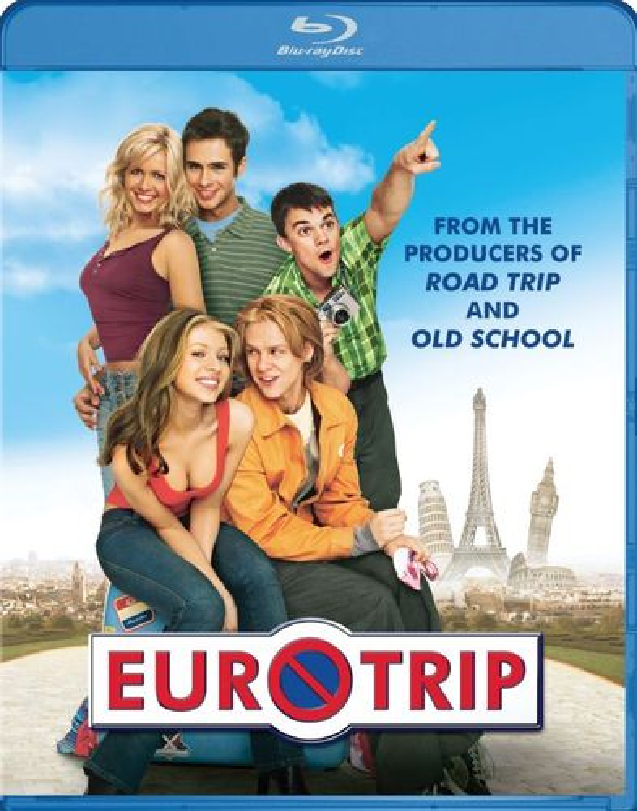Eurotrip [Blu-ray] [2004] 33348816