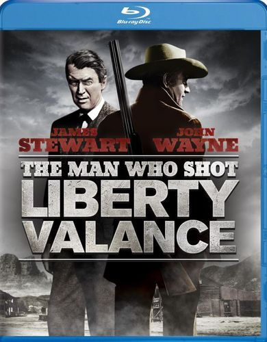 The Man Who Shot Liberty Valance [Blu-ray] [1962] 33349216
