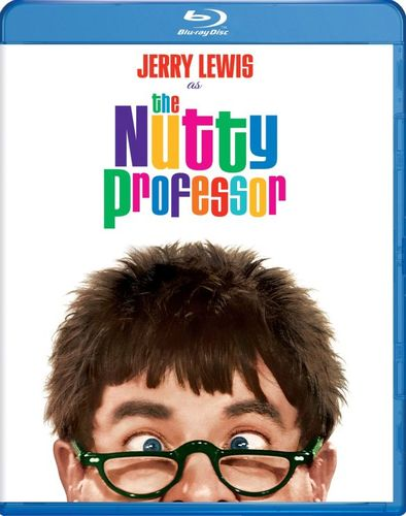 The Nutty Professor [Blu-ray] [1963] 33349225