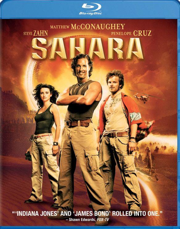 Sahara [Blu-ray] [2005] 33349252