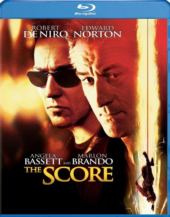 The Score [Blu-ray] [2001] 33349289
