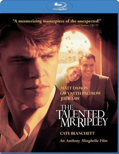 The Talented Mr. Ripley [Blu-ray] [1999] 33349348