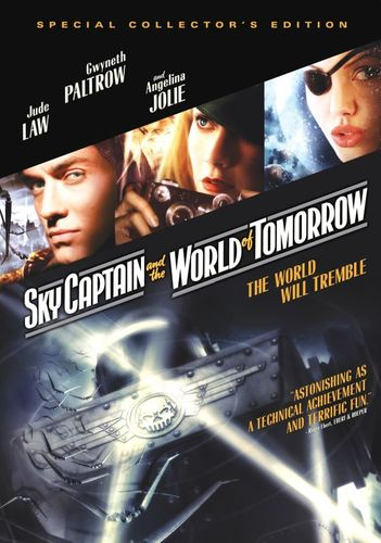 Sky Captain and the World of Tomorrow [DVD] [2004] 33350162