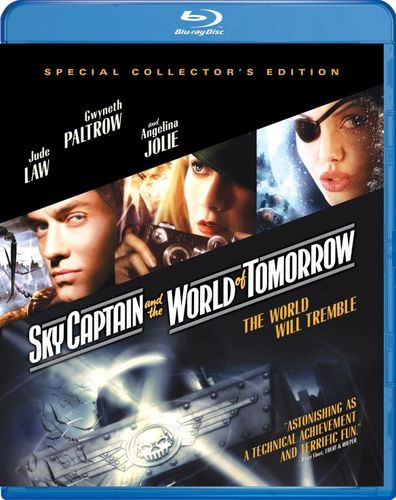 Sky Captain and the World of Tomorrow [Blu-ray] [2004] 33350171