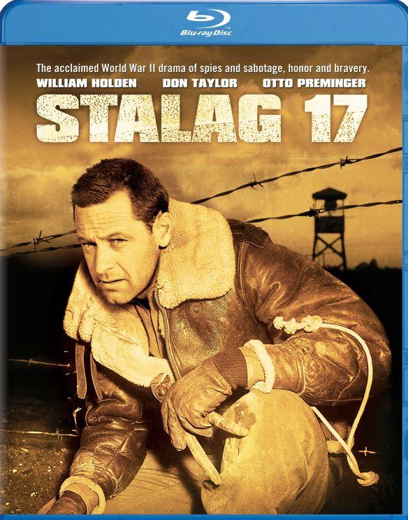 Stalag 17 [Blu-ray] [1953] 33350204