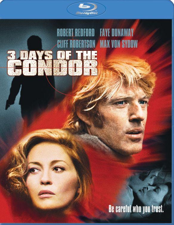 Three Days of the Condor [Blu-ray] [1975] 33350213