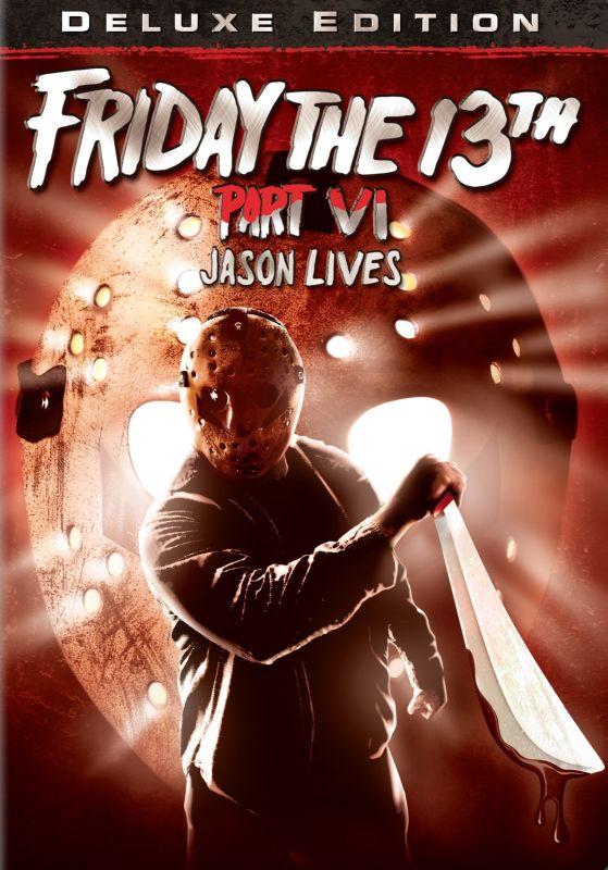 Friday the 13th, Part VI: Jason Lives [DVD] [1986] 33354438